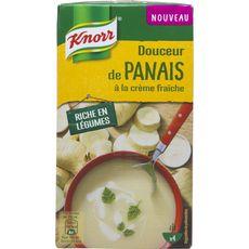 Knorr soupe de douceur de panais à la crème fraîche 1l