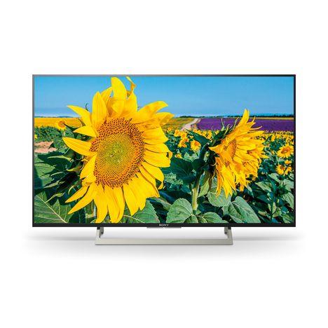 30115d2fc8a KD55XF8096BAEP TV LED 4K UHD 139 cm Smart TV SONY pas cher à prix Auchan