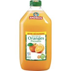 Andros jus d'orange 1,5l offre découverte