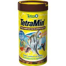 TETRAMIN Tetramin aliment complet pour tous poissons d'ornement 250ml