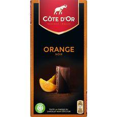 Côte d'Or dégustation noir 56% orange 100g