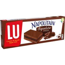 Lu Napolitain chocolat signature 174g