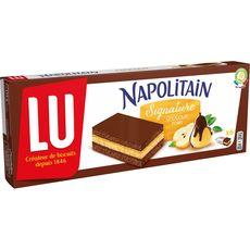 Napolitain signature chocolat poire 174g