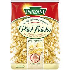 PANZANI Collerettes qualité pâte fraîche 400g