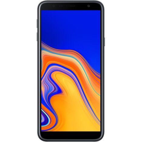 SAMSUNG Smartphone Galaxy J4+ - Mémoire 32Go - 6 pouces - Noir - 4G