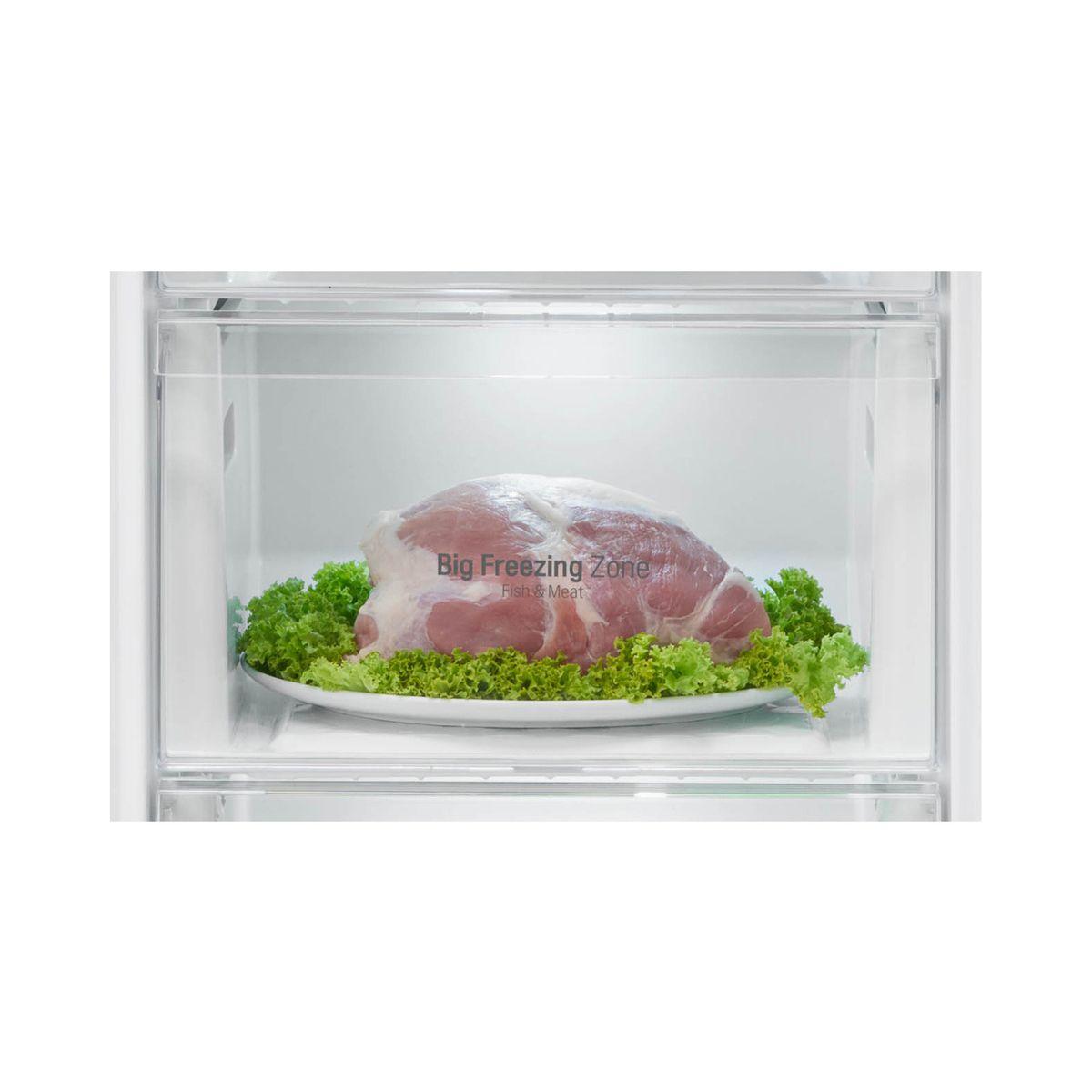 LG Réfrigérateur combiné GB6106SPS, 300 L, Froid No Frost