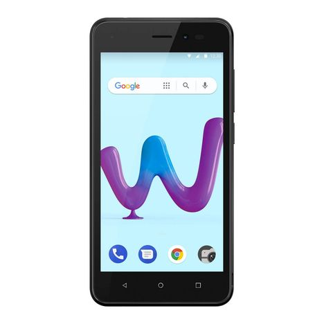 WIKO Smartphone Sunny 3 - 8 Go - 5 pouces - Anthracite - Double SIM