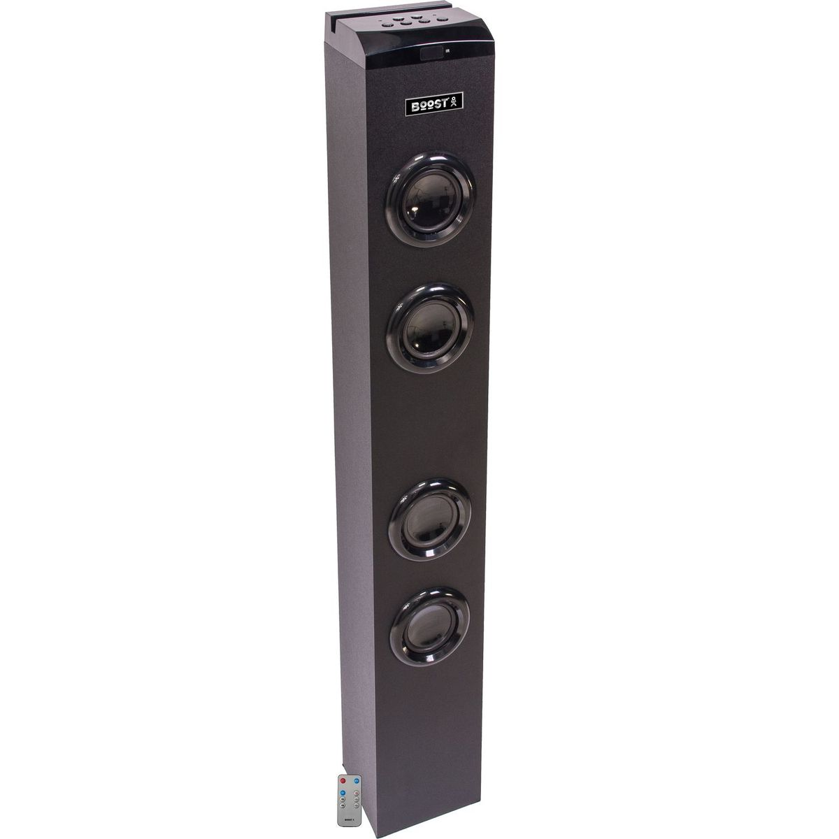 Tour de son - Bluetooth - USB - Noir - Boost-Tower 100