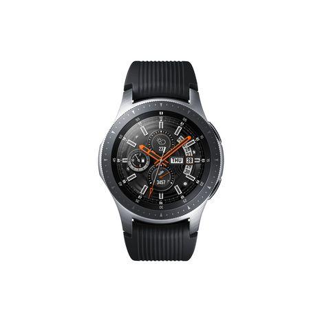 SAMSUNG Montre connectée - Galaxy watch - Gris acier - cadran 46mm