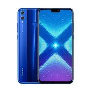 Smartphone - 8X - 128 Go - 6.5 pouces - Bleu