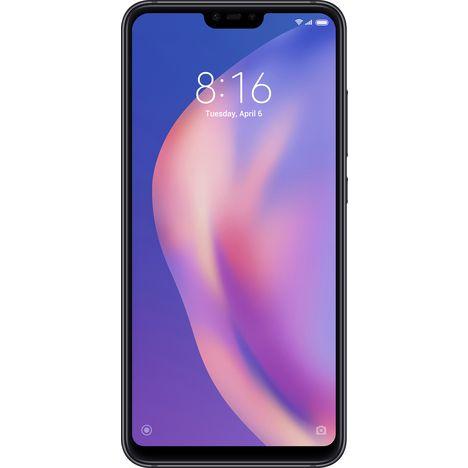 XIAOMI Smartphone - Mi 8 Lite - 128 Go - 6.26 pouces - Noir