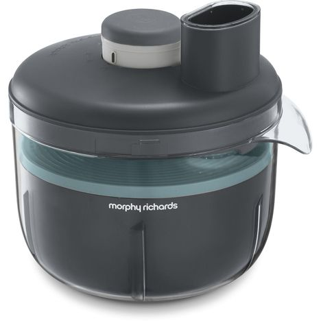MORPHY RICHARDS Robot multifonction Compact Prepstar M401014EE - Gris