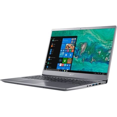 ACER Ordinateur portable Swift 3 SF315-52-37ER - Gris