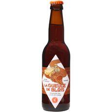 LA GUEULE DE BLOIS Bière ambrée 6,5% bouteille 33cl