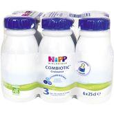 HiPP croissance bio format biberon 6x25cl dès 10 mois