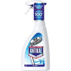 ANTIKAL Spray nettoyant anti-calcaire salle de bain classic 1l