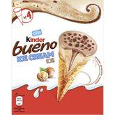 Kinder Kinder Bueno ice cône x4 -240g