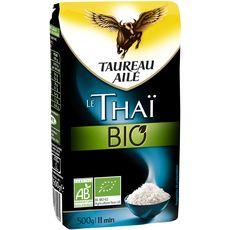 TAUREAU AILE Taureau Ailé Riz thaï bio 500g 500g