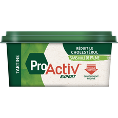 FRUIT D'OR Proactiv expert Margarine à tartiner 450g