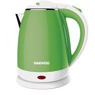 DAEWOO Bouilloire électrique DEK1328, Vert/Blanc