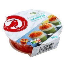 Auchan saumon spécial verrine 90g