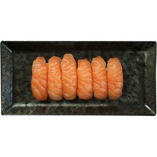 SUSHI GOURMET Sushi au saumon 6 pièces 330g