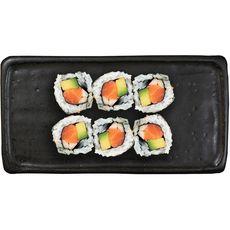 Sushi Gourmet california au saumon x6 - 150g