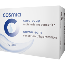 COSMIA BY AUCHAN Cosmia savon soin hydratant 90g