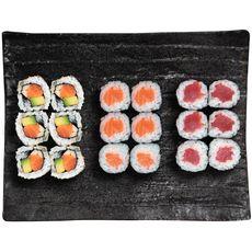 SUSHI GOURMET Sushi Gourmet plateau maki x18 - 300g 18 pièces 300g