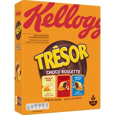 Kellogg's trésor roulette 400g