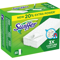 Swiffer recharge lingettes x20