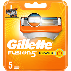 Gillette lames fusion power x5