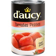 Daucy Tomates entières pelées au jus  238g