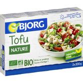 Bjorg Bjorg tofu nature bio 2x200g