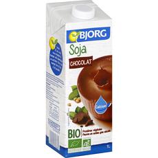 Bjorg bio soja chocolat calcium 1l