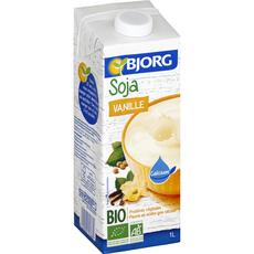 Bjorg bio soja vanille calcium 1l