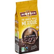 Alter Eco bio café mexique 100% arabica 260g