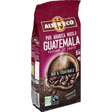 Alter Eco café guatemala bio 100% pur arabica 260g