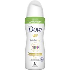 DOVE Déodorant spray compressé pour femme anti-transpirant 48h 100ml