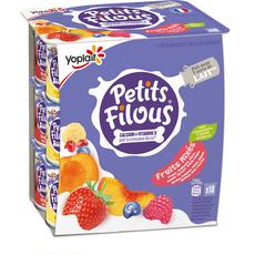Petits Filous aux fruits panaché 18x50g