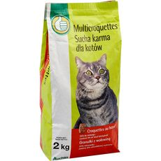 Pouce Croquettes de boeuf pour chat 2kg