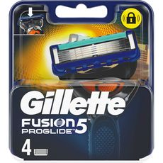 Gillette lame fusion proglide manual x4