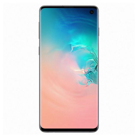 SAMSUNG Smartphone Galaxy S10 - 512 Go - 6.1 pouces - Blanc - 4G