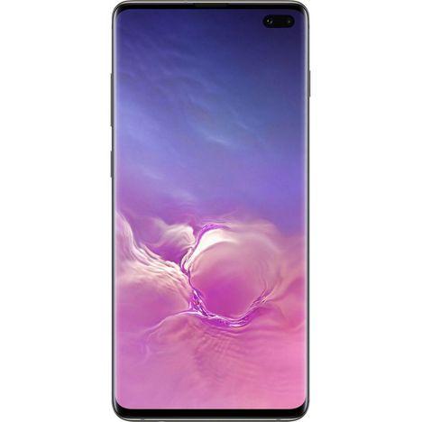 SAMSUNG Smartphone Galaxy S10+ - 128 Go - 6.4 pouces - Noir - 4G