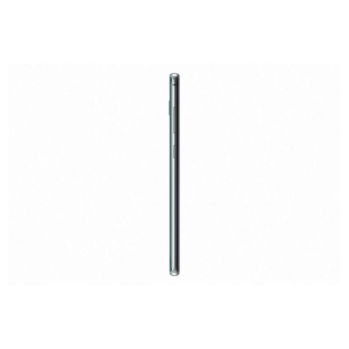SAMSUNG Smartphone Galaxy S10+ - 128 Go - 6.4 pouces - Vert - 4G