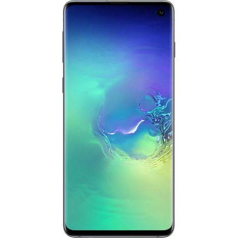 SAMSUNG Smartphone Galaxy S10 - 128 Go - 6.1 pouces - Vert Prisme - 4G