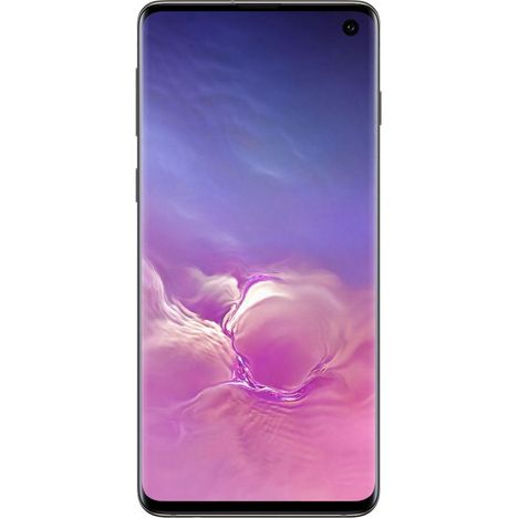 SAMSUNG Smartphone Galaxy S10 - 128 Go - 6.1 pouces - Noir - 4G