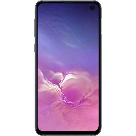 SAMSUNG Smartphone Galaxy S10E - 128 Go - 5.8 pouces - Noir - 4G