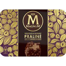 Magnum chocolat praliné 288g
