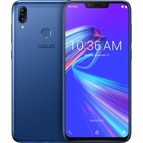 ASUS Smartphone - Zenfone Max M2 - 32 Go - 6.3 pouces - Bleu - 4G